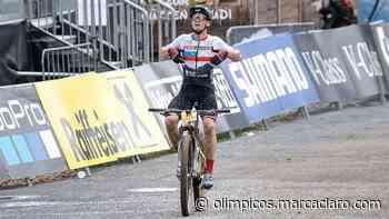 Martín Vidaurre obtiene la plata en la Copa del Mundo de ciclismo de montaña de cara a Tokyo 2020 - MARCA Claro