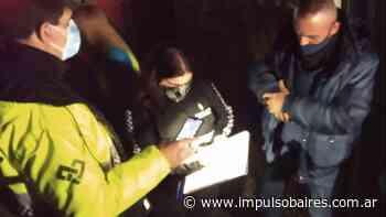 Fuertes operativos de control en La Plata con clausuras de dos fiestas clandestinas - Impulso Baires