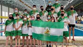 Dos nadadores del Fidias logran la plata en el Campeonato de España - Diario Córdoba