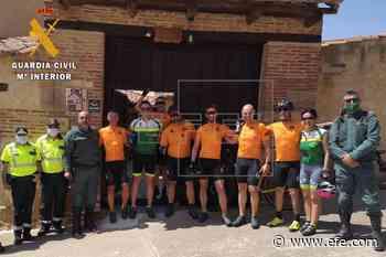 Dani Rovira recorre la Vía de la Plata en Zamora por las enfermedades raras - Agencia EFE