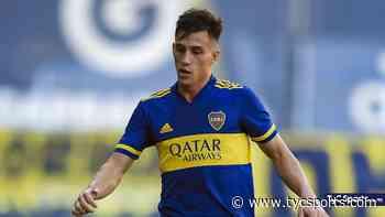 Cuánta plata recibirá Boca por la venta de Capaldo al extranjero - Boca Juniors en TyCSports.com