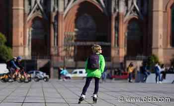 Cuál es el promedio de contagios en La Plata, dato clave para la vuelta a la escuela - Diario El Dia