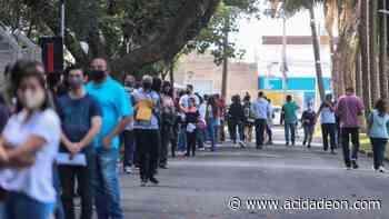 Vagas de emprego atraem milhares ao Parque Infantil em Araraquara - ACidade ON