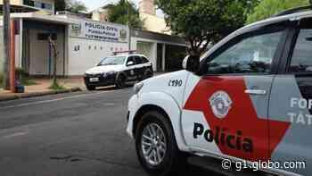 Homem é preso em Araraquara suspeito de estuprar a enteada - G1