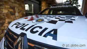 Homem é preso em Araraquara após invadir pizzaria e casa dos sogros e ameaçar matar esposa - G1