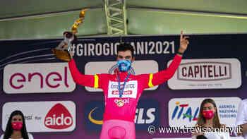 Giro d'Italia Under 23, gran finale sul traguardo di Castelfranco - TrevisoToday