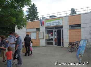 La Ville de Meylan interdit la circulation aux abords de l'école Grand Pré - Place Gre'net