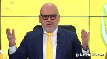 Elecciones 2021   Miembro de mesa en Chota desmiente acusaciones de Beto Ortiz - LaRepública.pe