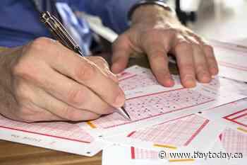 ONTARIO: Ontario ticket holder wins Saturday's $9.4 million Lotto 649 jackpot