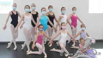 Denain: l'école de danse peut de nouveau accueillir tous ses élèves - La Voix du Nord