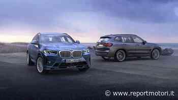Alpina XD3: massima potenza per la BMW X3 - ReporTMotori