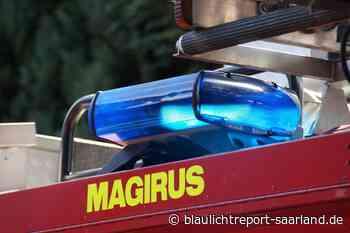 Einbruch in das Feuerwehrgerätehaus Ottweiler/Steinbach - Blaulichtreport-Saarland