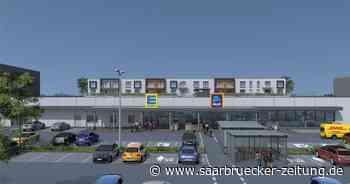 In Ottweiler entsteht ein neues Quartier mit Edeka und Aldi - Saarbrücker Zeitung