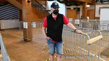 Rosenheim: 490 Dosen Astrazeneca während Sonderimpfaktion verabreicht