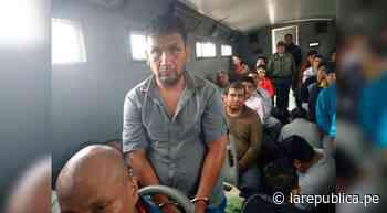 Lambayeque: investigado por caso La Hermandad dejará el penal de Chiclayo - LaRepública.pe