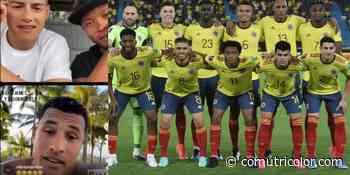 VIDEO   El defensa Jeison Murillo no entró en polémica de James Rodríguez con Reinaldo Rueda por convocatoria de Colombia a Copa América Brasil 2021 (SELECCIÓN COLOMBIA, Teófilo Zúñiga) - Comutricolor