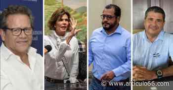 Régimen Ortega-Murillo se ensaña con precandidatos presidenciales eliminándoles sus derechos constitucionales - articulo66.com