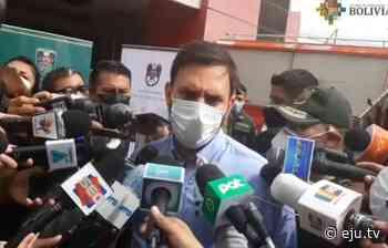 """Caso Murillo: Gobierno afirma que el armamento de Ecuador ingresó a Bolivia en noviembre de 2019 con """"bajo perfil"""" - eju.tv"""