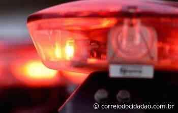 Motoqueiro na posse de drogas foge da PM, no centro de Guarapuava – Correio do Cidadão - Correio do CIdadão