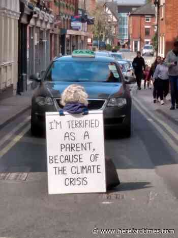 I'm fed up with this climate change bleating