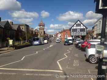 Herefordshire town re-thinks parts of its blueprint for the future