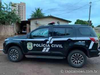 Após ameaçar ex-mulher, homem é preso em Nova Andradina - Capital News