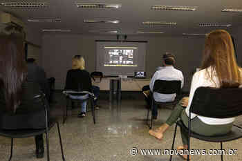 Nova Andradina participa de reunião on-line do programa Cidade - Nova News