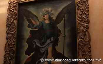 Arcángel San Miguel, libra de todo mal - Diario de Querétaro