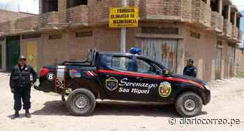 PNP quiso desconocer arresto ciudadano en San Miguel - Diario Correo