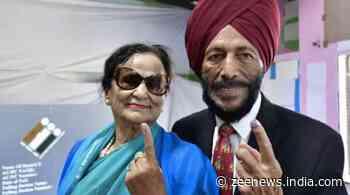 Milkha Singh`s wife, Nirmal Kaur dies fighting COVID-19