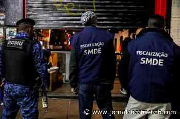 Operação dispersa aglomerações na Cidade Baixa em Porto Alegre - Jornal do Comércio