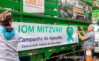 Iom Mitzvah acontece neste sábado em Porto Alegre - Revista News