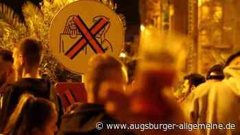 Das Bedürfnis nach Freiheit ist auch in Augsburg groß