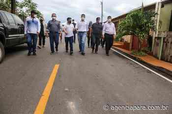 Monte Alegre recebe obras de urbanização e cestas básicas para famílias atingidas pelas cheias - Para