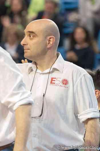 San Miniato, ufficiale l'addio di coach Barsotti dopo sette anni - Tuttobasket.net