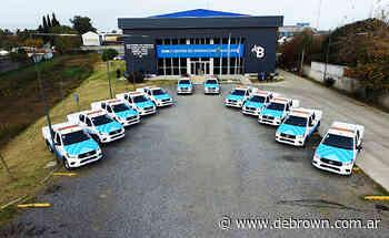 Burzaco: entregaron nuevos vehículos a las delegaciones municipales - Noticias De Brown