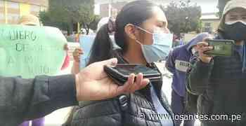 Madre pide que le devuelvan a su hijo - Los Andes Perú