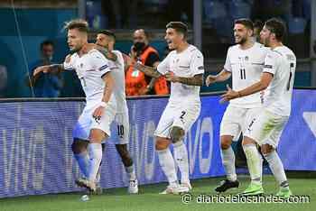 0-3. Italia regresa como una apisonadora - Diario de Los Andes