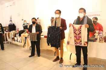 Promueven textilería puneña que beneficiará a los artesanos - Los Andes Perú