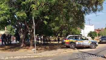 Suspeito de matar homem a tiros em Montes Claros é preso pela Polícia Civil no interior de SP - G1