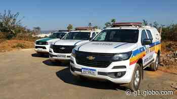 PM e Prefeitura acompanham reintegração de posse de terreno em Montes Claros - G1