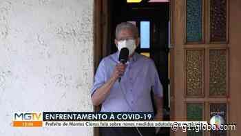 Prefeitura de Montes Claros publica novo decreto que restringe funcionamento das casas de festas e eventos - G1