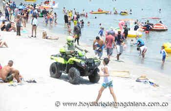 Más de 30 mil visitantes disfrutan de Santa Marta – HOY DIARIO DEL MAGDALENA - HOY DIARIO DEL MAGDALENA