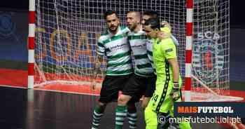 Futsal: Sporting-Leões Porto Salvo e Benfica-Fundão nas meias-finais - Maisfutebol