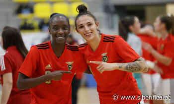 Carregaram forte e abriram a baliza - Sport Lisboa e Benfica