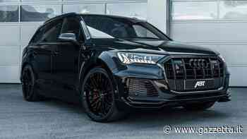 Audi SQ7 by Abt, l'importante è esagerare: 650 Cv di potenza! - La Gazzetta dello Sport