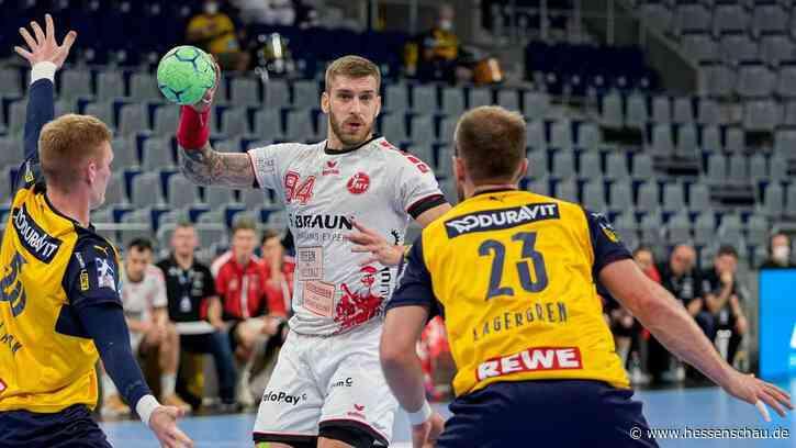 Handball-Bundesliga: MT Melsungen kommt in Mannheim unter die Räder - hessenschau.de