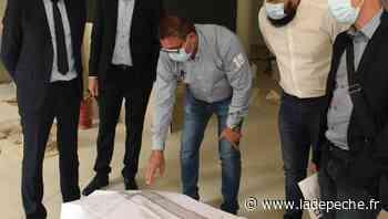 Auch : grands travaux d'été pour l'accès à la future Maison du handicap - ladepeche.fr