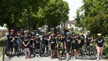 À Auch, un air de liberté en vélo pour les femmes de Bagatelle - ladepeche.fr