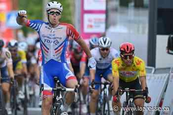 Route d'Occitanie   Arnaud Démare sprinte et gagne à Auch - La Presse